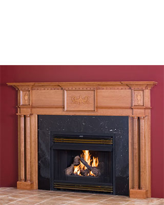 Alexandria Fireplace Surround