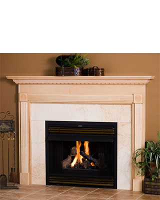 Algonquin Fireplace Surround
