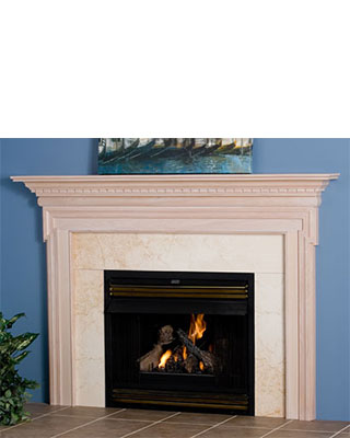 Classic Fireplace Surround
