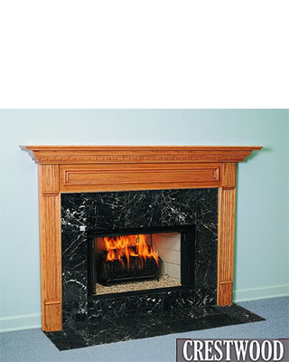 Crestwood Fireplace Surround