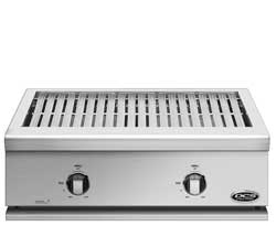 DCS 30 Inch Liberty All Grill for Built-In or On Cart Applications