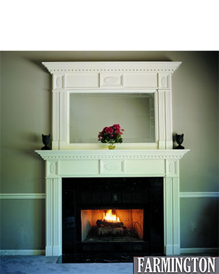 Farmington Fireplace Surround