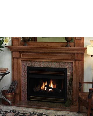 Hamilton Fireplace Surround