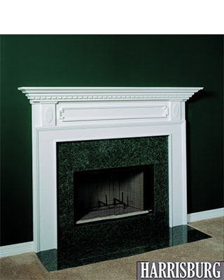 Harrisburg Fireplace Surround