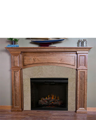 Hathaway Fireplace Surround