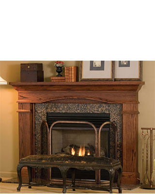 Hawthorne Fireplace Surround