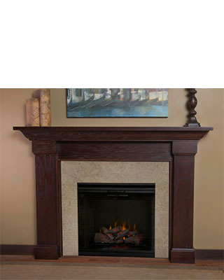 Kenwood Fireplace Surround