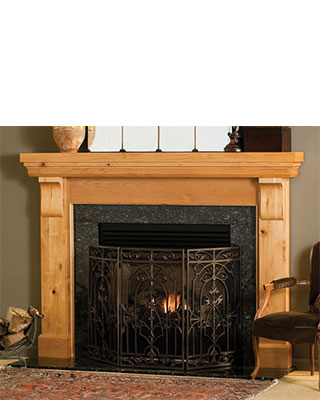 Lansdowne Fireplace Surround