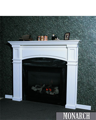 Monarch Fireplace Surround