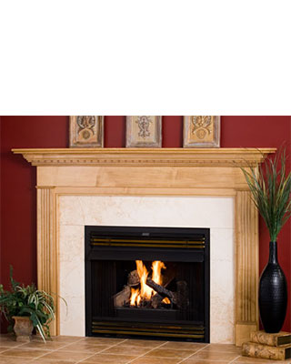 Newburg Fireplace Surround
