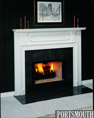 Portsmouth Fireplace Surround