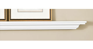 Premier Concorde Mantel Shelf
