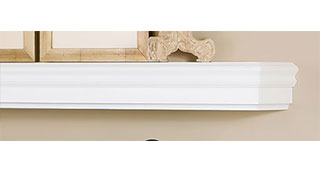Premier Morgan Mantel Shelf