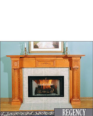 Regency Fireplace Surround