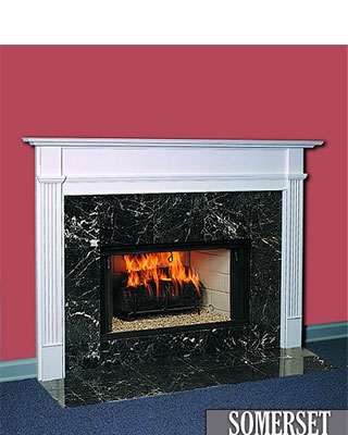 Somerset Fireplace Surround