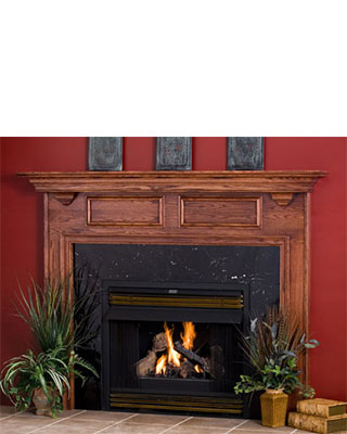 Williamson Fireplace Surround