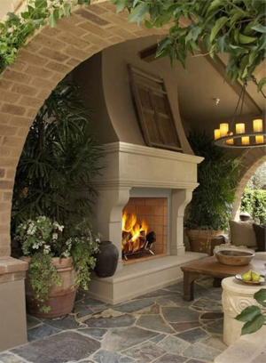 Services for your outdoor fireplace by The Fireplace Man